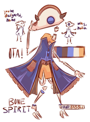 (CCCLOSED!) Bone Spirit OTA by hawkbabble