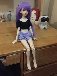 Ball-Jointed Doll: Opal - #4 by Jellyfish-Magician