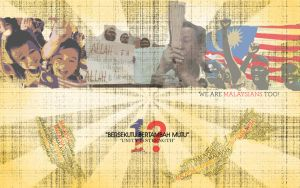 We are Malaysians too by Al-LZQ