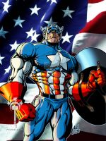 Captain Americacolorfinal-1 by ShawnAtkinson