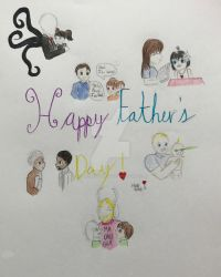 Father's Day 2018 by poptropicangirlannie