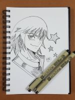 Day 248 Riku by TomatoStyles
