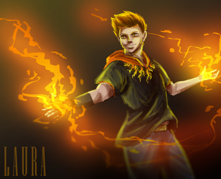Power of Fire Remake by AteTakaa