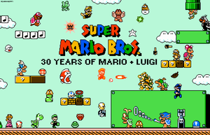 30 Years of Mario Bros. 3 by rchammer97
