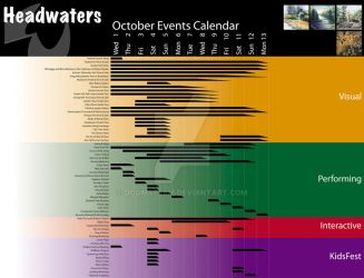 Headwaters Event Calendar by doomsterm