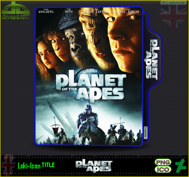 Planet Of The Apes 6 (2001) by Loki-Icon