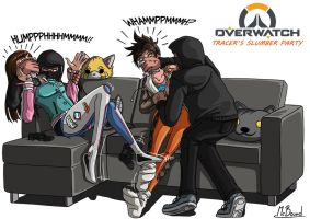 Tracers Slumber Party McBound edition by Natsuko-Hiragi