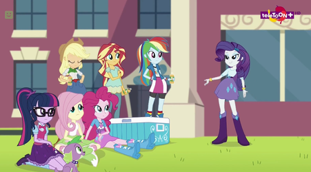 MLP Equestria Girls Dance Magic Moments 2 by Wakko2010