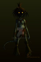skull kid by Know-Kname