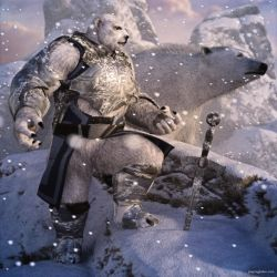 They come from the land of ice and snow by JoePingleton