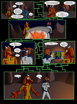 Destined Flames -Page 137- by SpeedAction