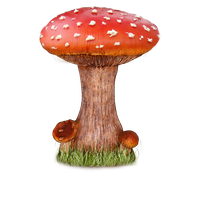 Png Mushroom3 by Moonglowlilly