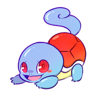 Squirtle by Butapokko