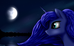 Princess Luna by Pony-Stark
