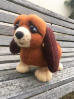 Copper - Needle Felting Sculpture by NostalgicChills