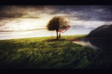 Photoshop Photo Manipulation    Farewell to summer by a3studio13