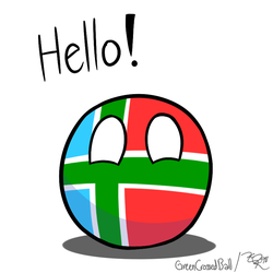 Welcome! by GreenCrossedBall
