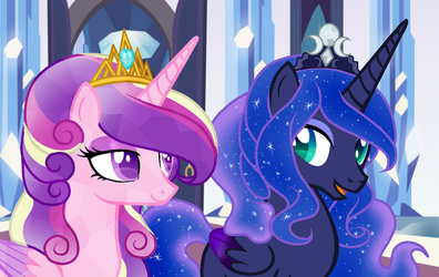 my universe Princesses/Queens by KimyoWolf
