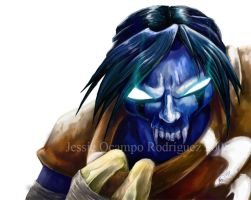Raziel by nightgallon