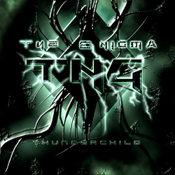 ThunderChild album cover by TheEnigmaTNG