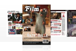 Film Magazine by leroydonovan