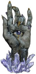 Occult Hand by kipperblossom