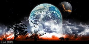 My Planet by ashkan