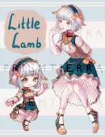 Little Lamb OTA [OPEN] by Priemtierra