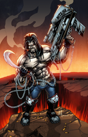 Lobo by AlonsoEspinoza