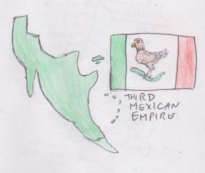 Third Mexican Empire by WhippetWild