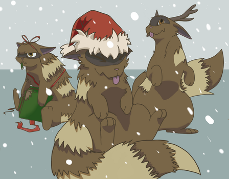 Merry (Belated) Christmas! by Freee-way