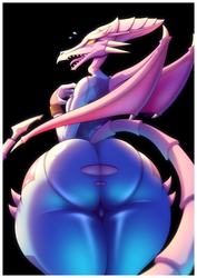 ~Zero Suit Ridley~ by R-MK