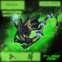 Zekaza: Feel the thunder by Agryo