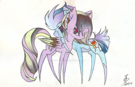 CP Juwel Candy and Winter Victory by DiscoverstarsArtwork