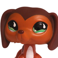 Littlest Pet Shop dachsund#675 by TheDashinPony