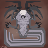 Wraith MH by Grimiore2