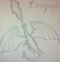 Dragon Fire by Forever-Sam