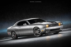 Challenger SRT8 by AmericanMuscle