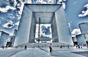 Grande Arche IV - Paris by ThomasHabets