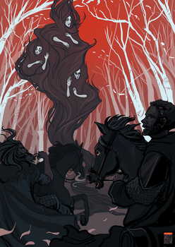 Hail Macbeth by FionaCreates