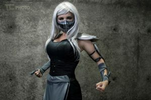 Smoke Mortal Kombat Cosplay by piratesavvy07