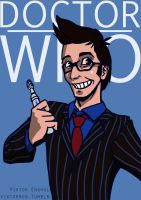 10th Doctor by Viktormon