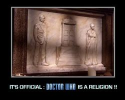 Doctor Who - Officially a Religion !! by DoctorWhoOne