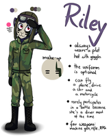 Riley Official Ref. by Igrisa