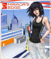 faith - mirror's edge by hirumy