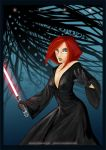 For StephanyQVin - The Sith by PsychedelicMind
