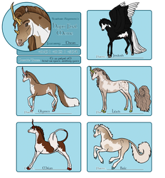 Theon   Hypo Foals   SA by lemonyh