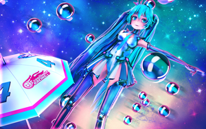 Galaxy racer by RiStarr