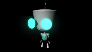 Gir, Lighting Test by SlotheriuS