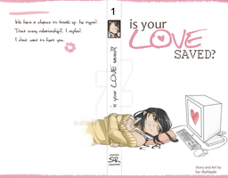 Is Your Love Saved? Book Cover by Sky-Ripple